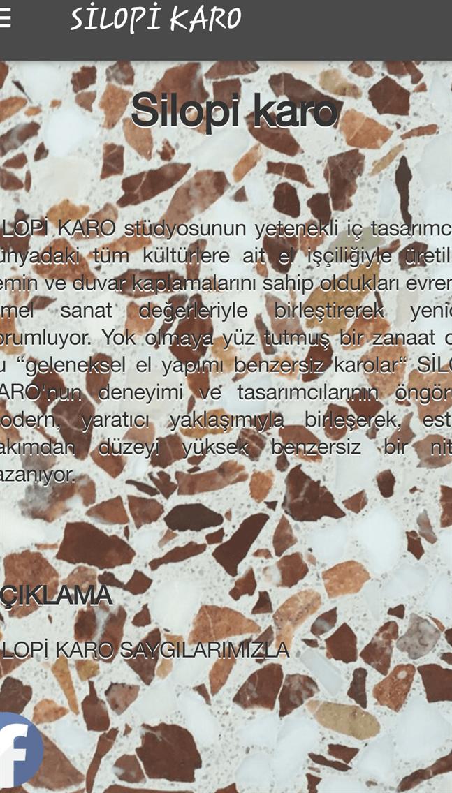 SİLOPİ KARO