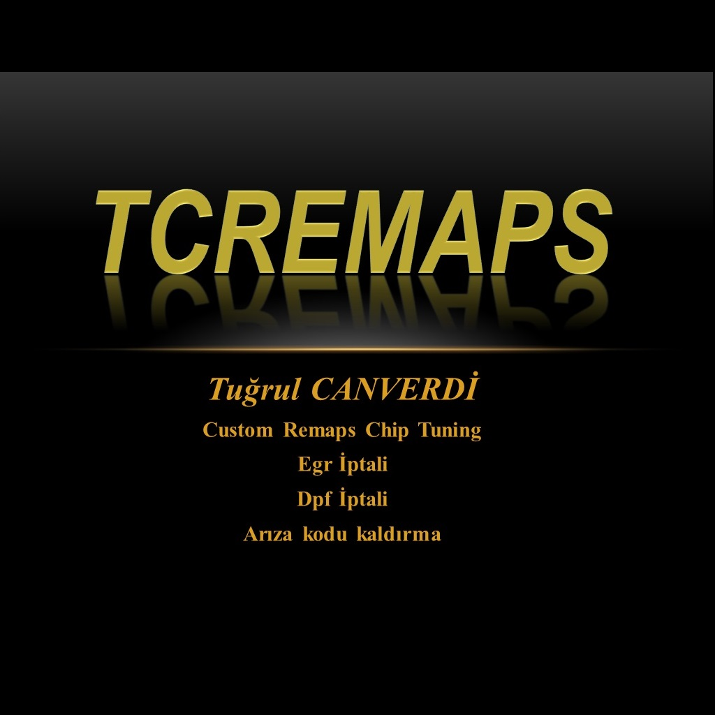 TCREMAPS CHİPTUNİNG