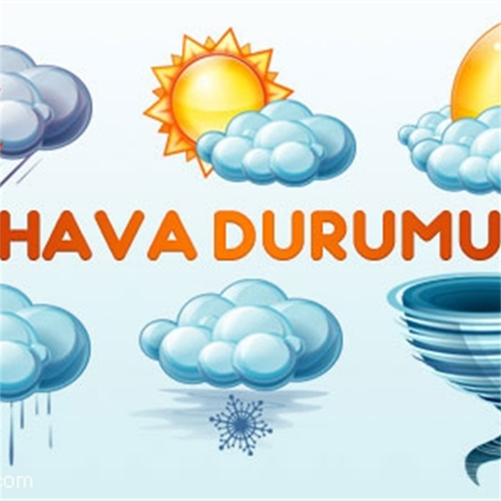 HAVA DURUMU - WEATHER