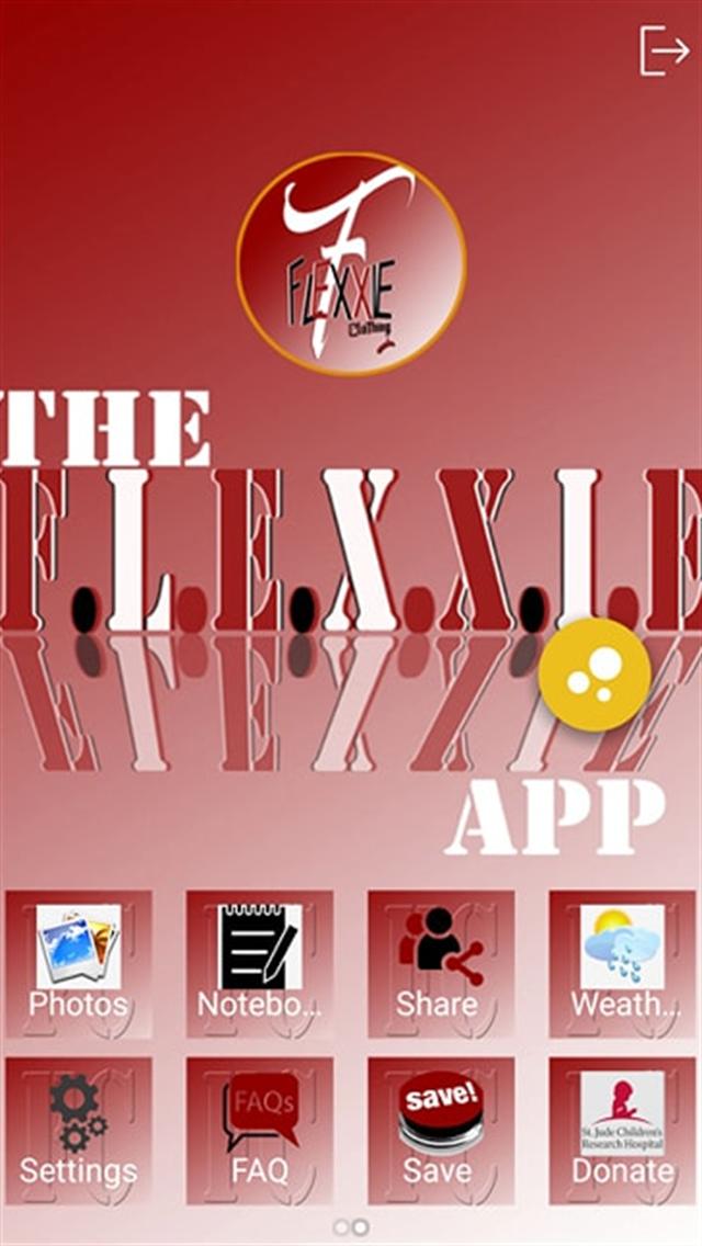 The Flexxie App