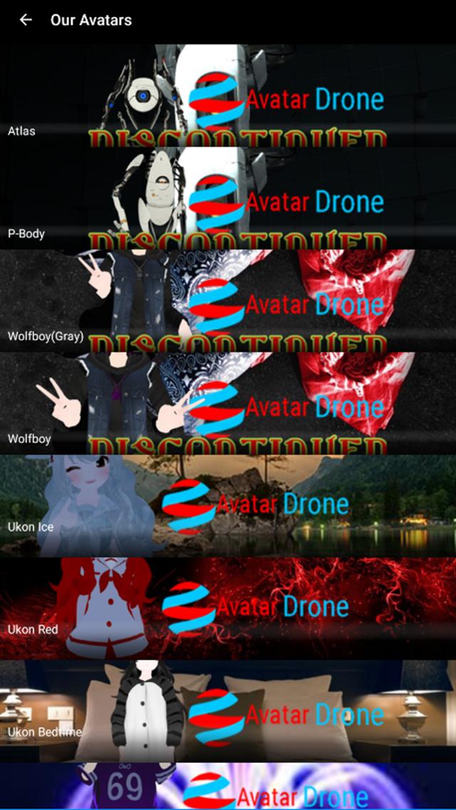 Avatar Drone