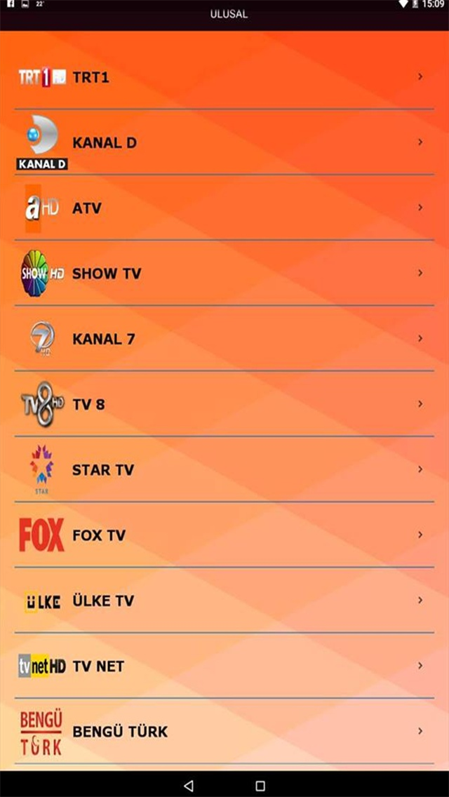 HD TV