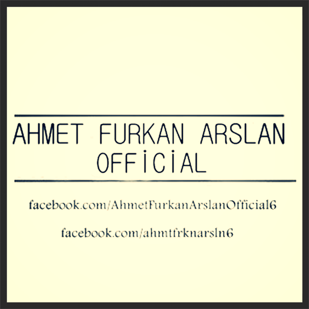 Ahmet Furkan Arslan