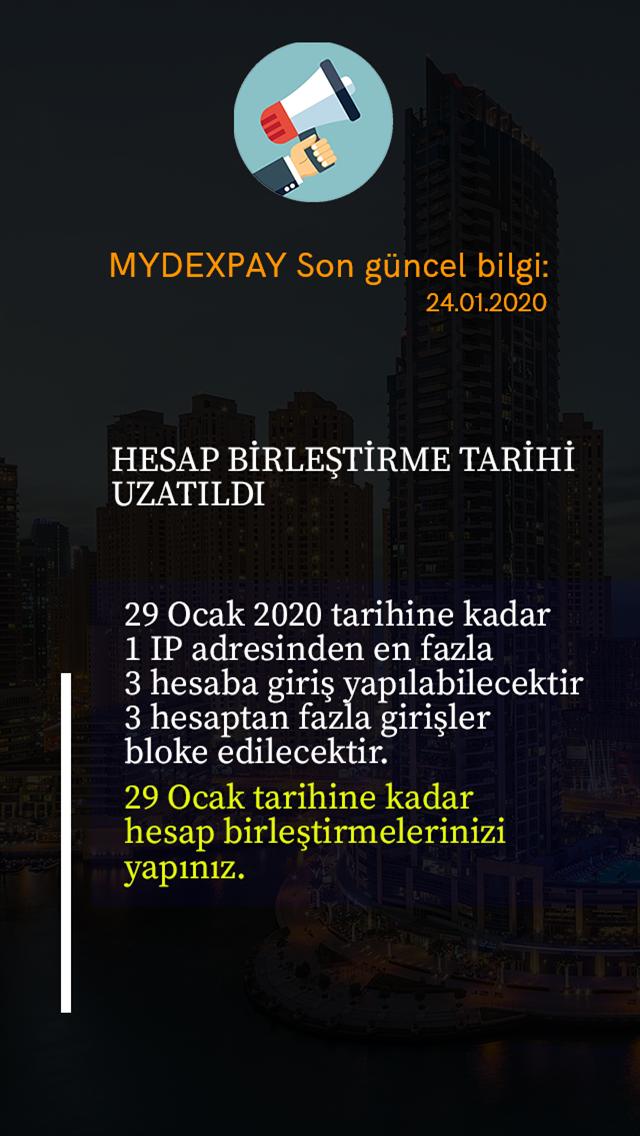 Mydexpay-XMD Coin