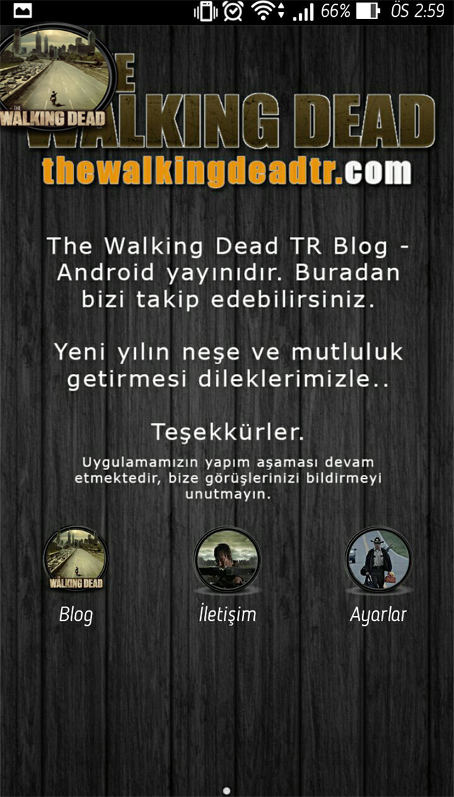 The Walking Dead TR