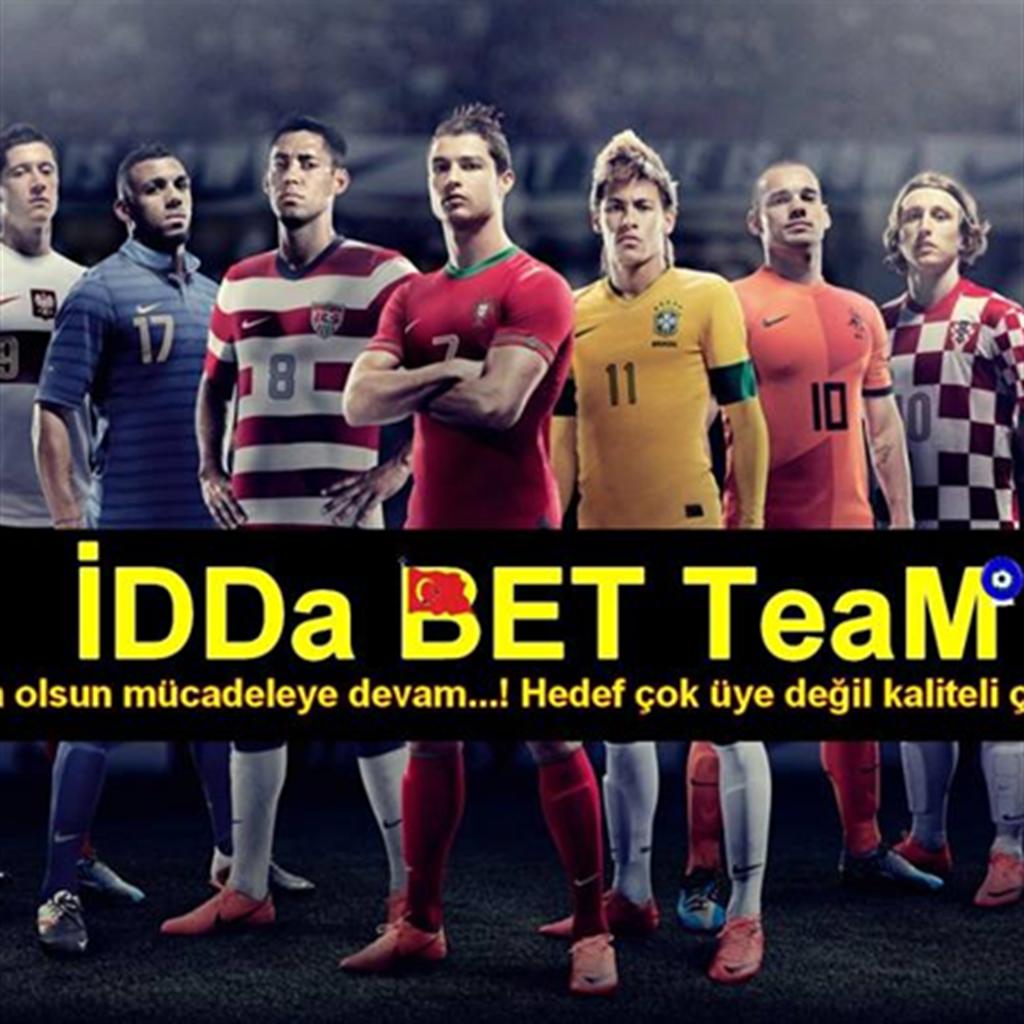 İdda Bet Team - Banko Kuponlar