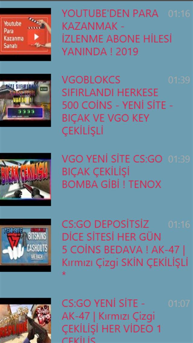 CS:GO FREE CASE