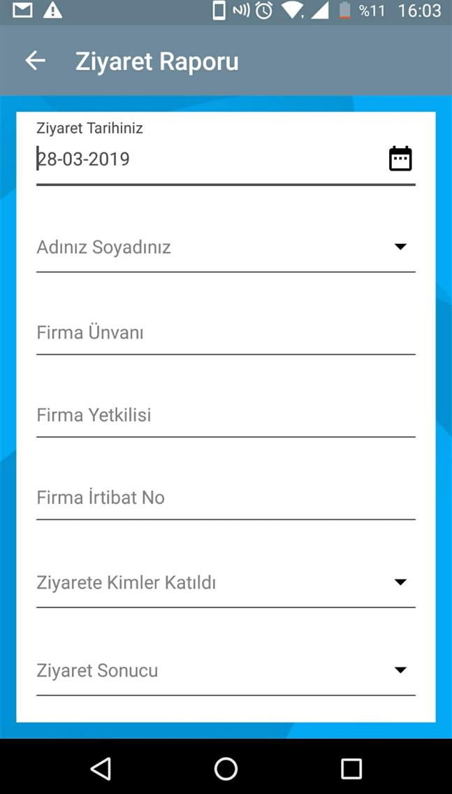 KCM Ziyaret Raporu