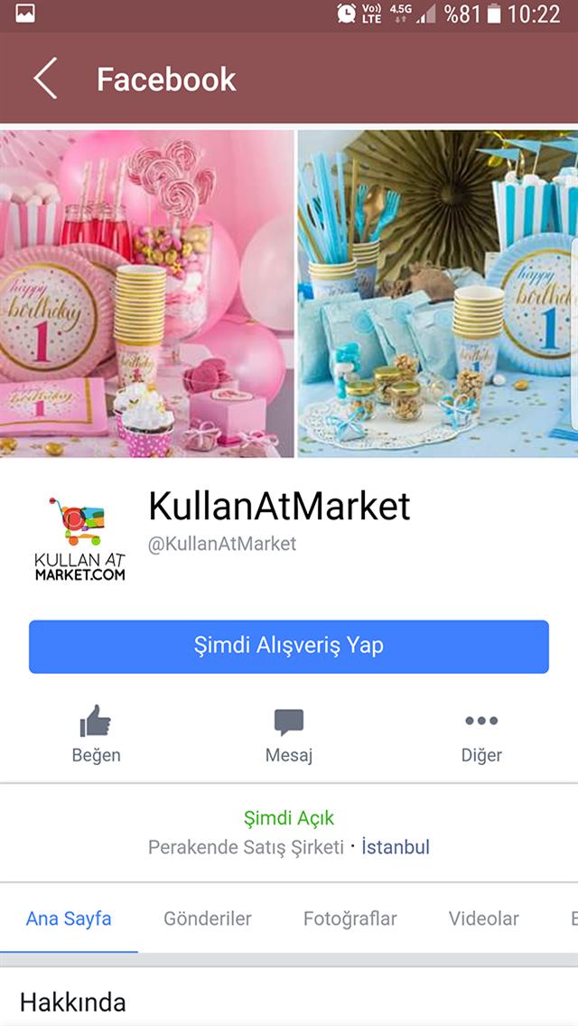KullanAtMarket