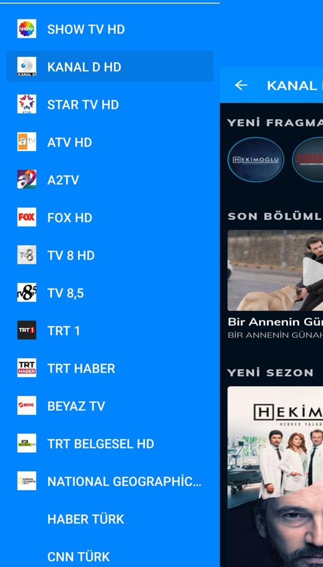 Canlı Tv İzle HD