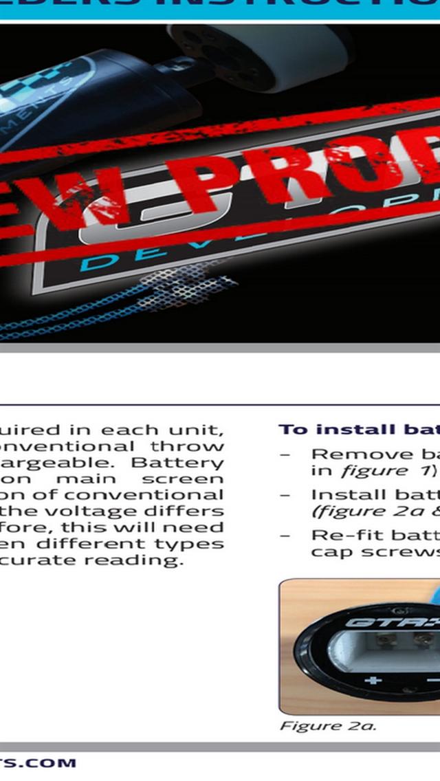 GTR Manuals