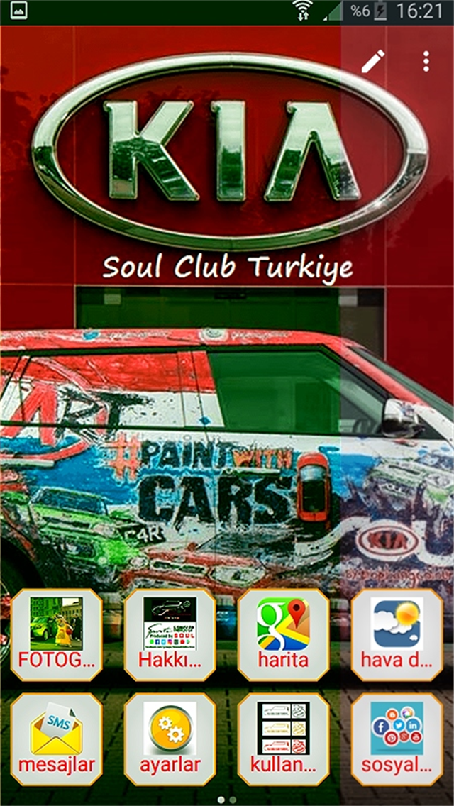 kia soul club turkiye