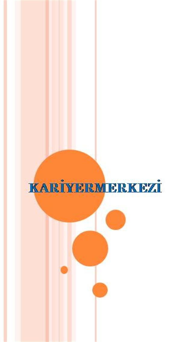 KARİYERMERKEZİ