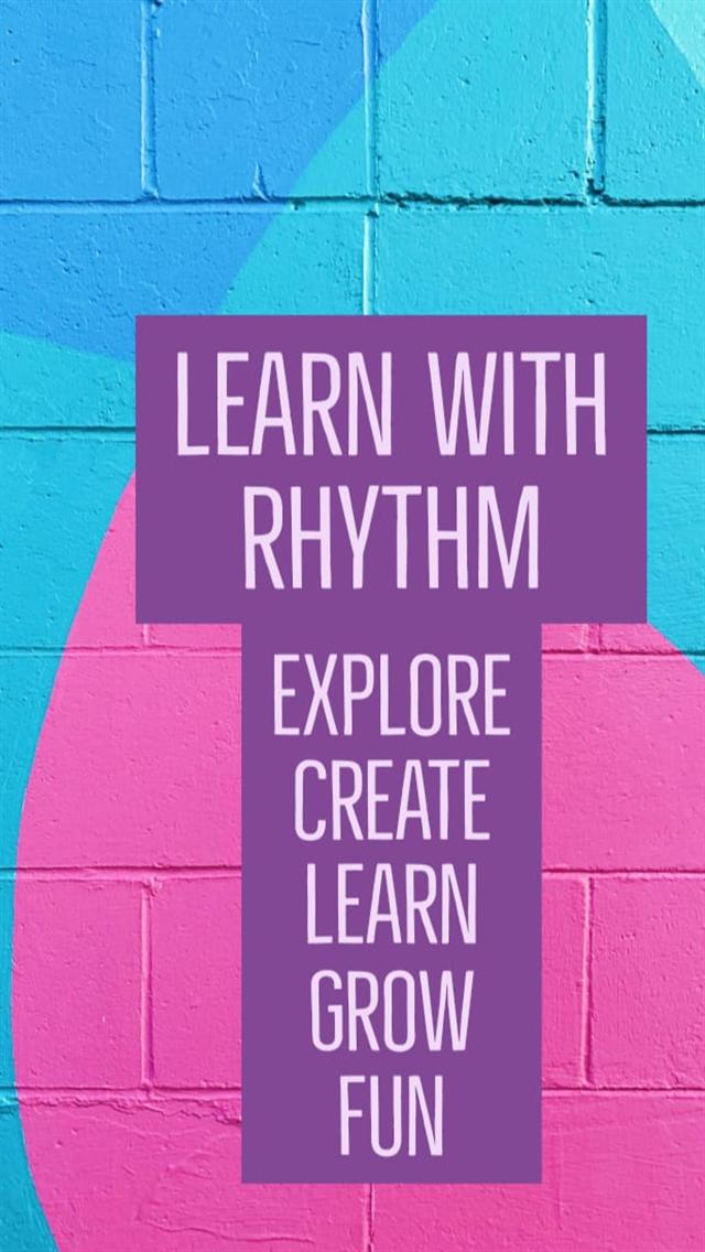 Learn With Rhythm