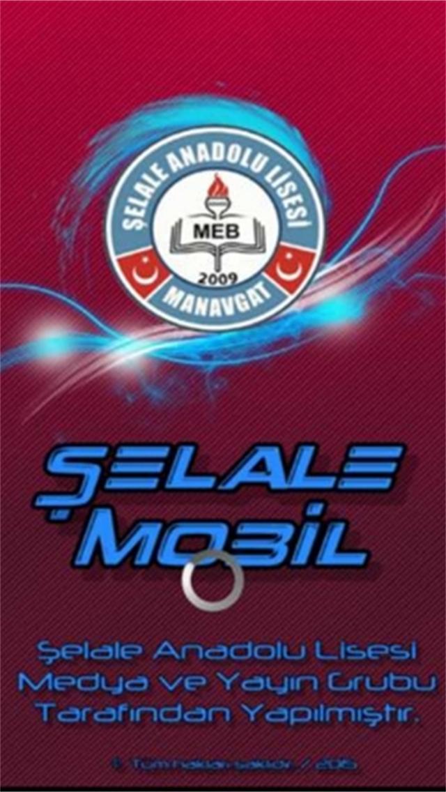 Şelale Anadolu Lisesi Mobil