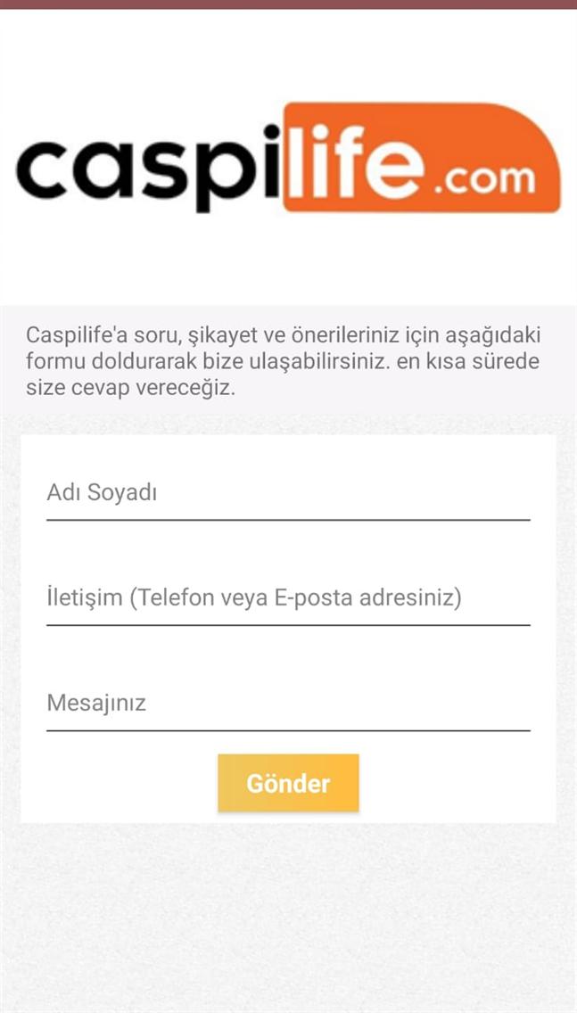 Caspilife