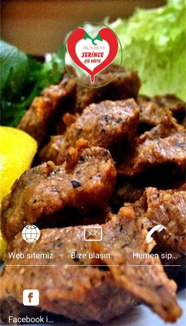 Serince Çiğ köfte (eskil)