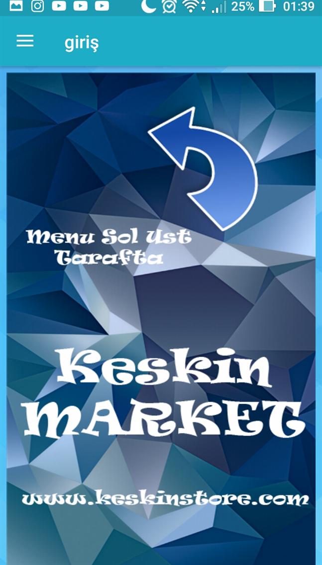 Keskin Market