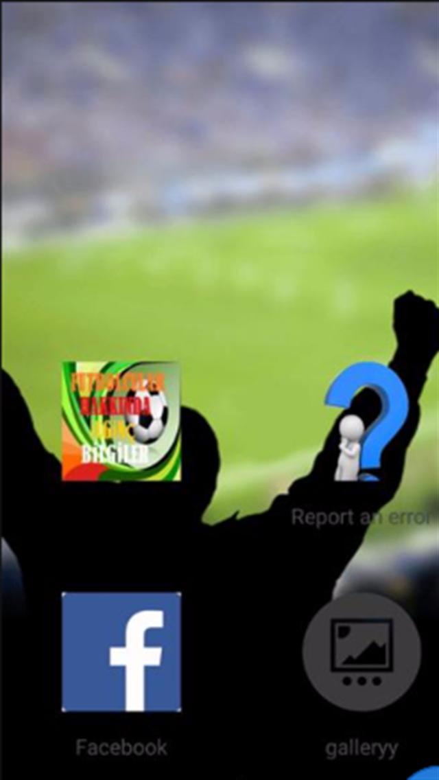 Futbolcular Hakkında Bilgiler