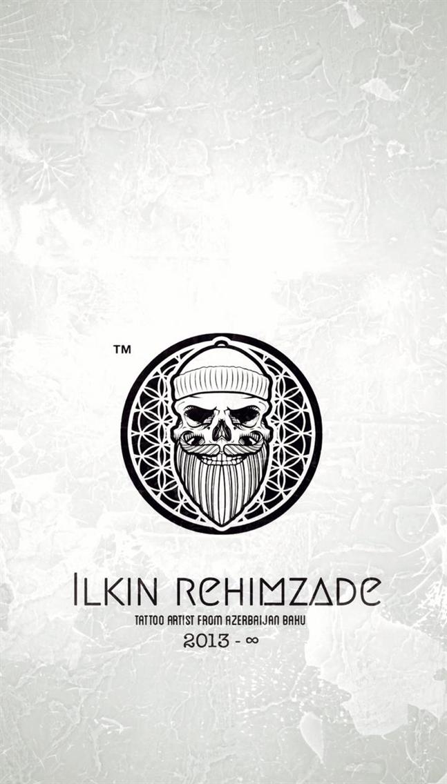 Ilkinrehimzade tattoos