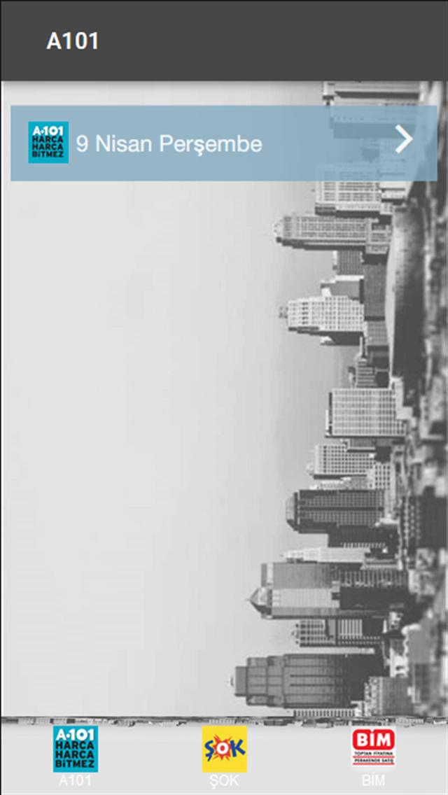 Bim A101 Şok Katalog
