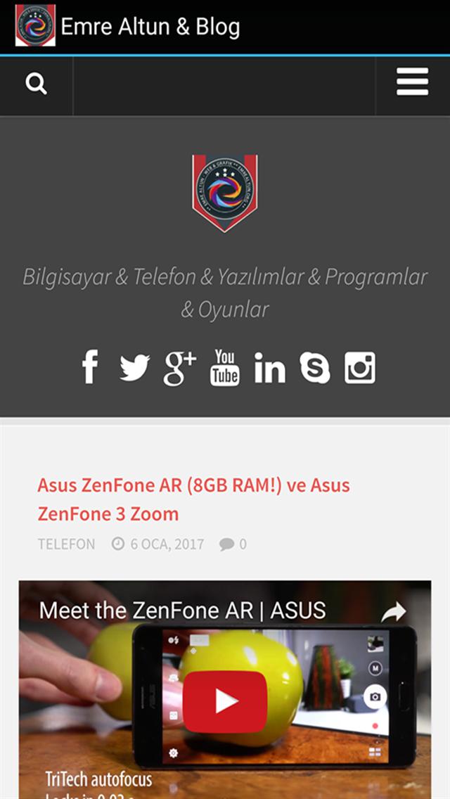 Emre Altun & Blog