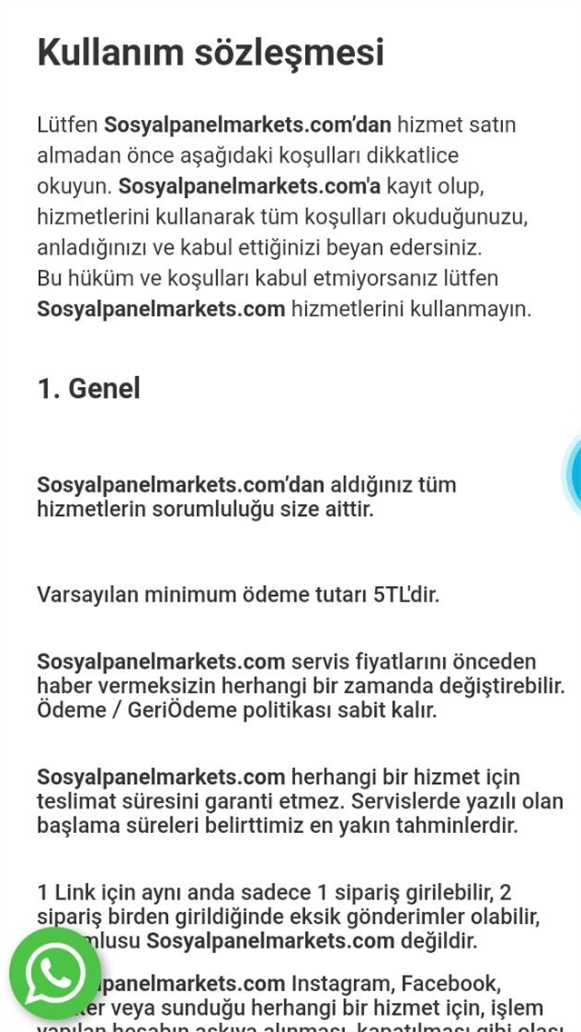 Sosyal Panel Markets