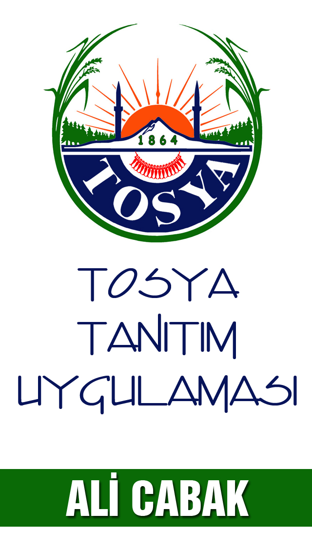 TOSYA TANITIM UYGULAMASI