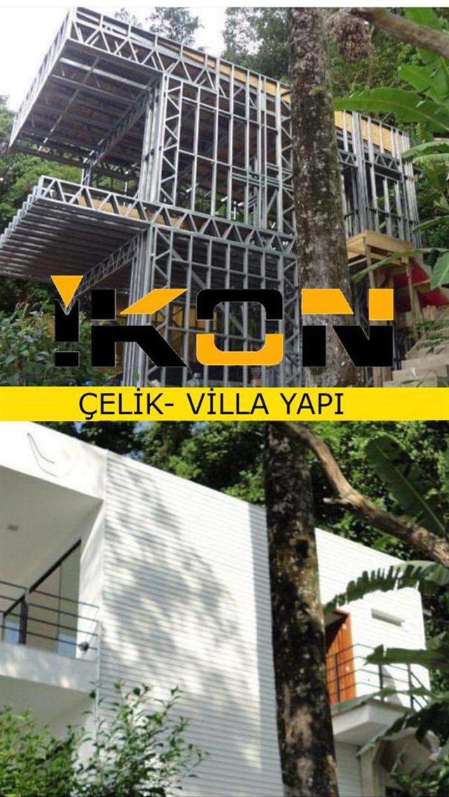 İkon Çelik Villa