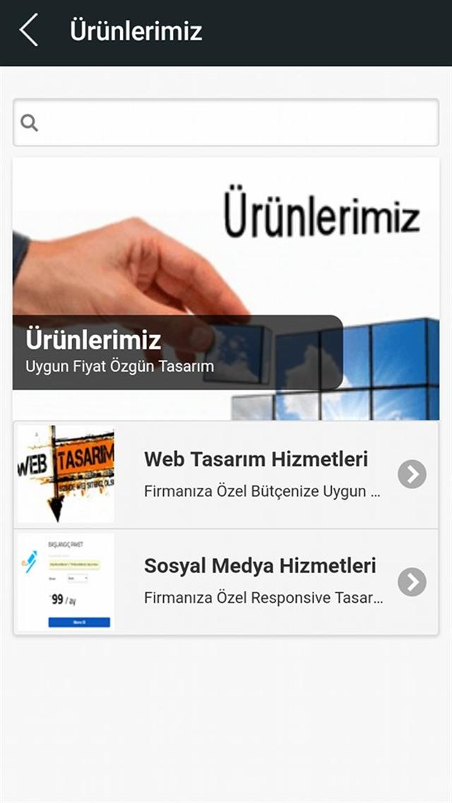Günerkaya Web Tasarım
