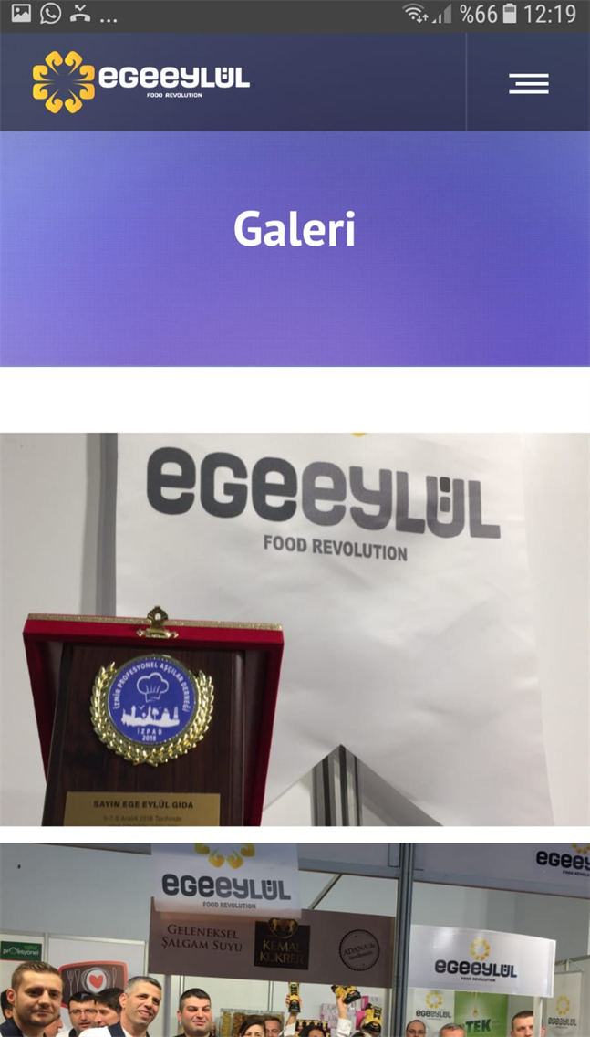 Ege Eylül App