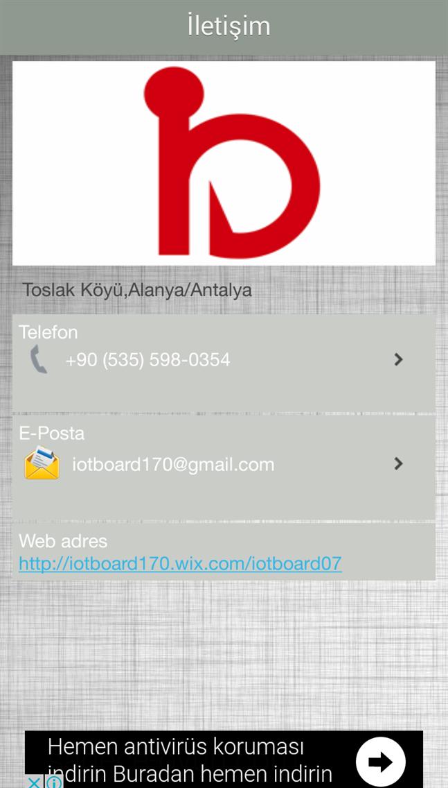 Iotboard