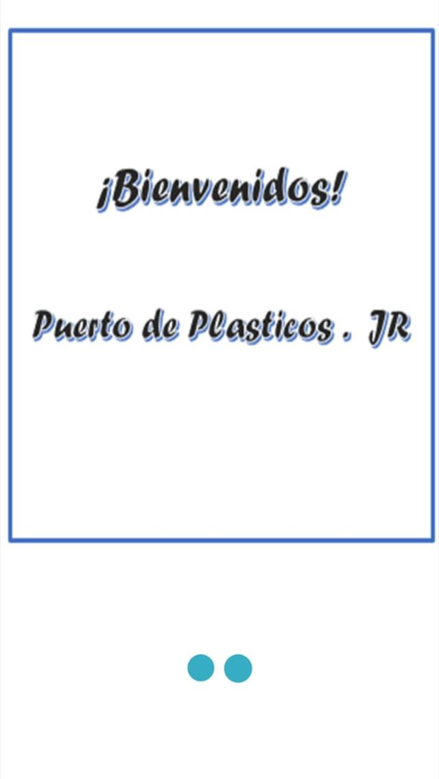 Puerto de plásticos JR