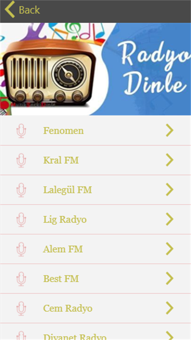 Mobil Digital Platform
