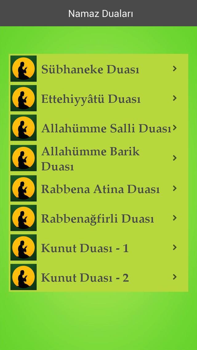 İslami Bilgiler