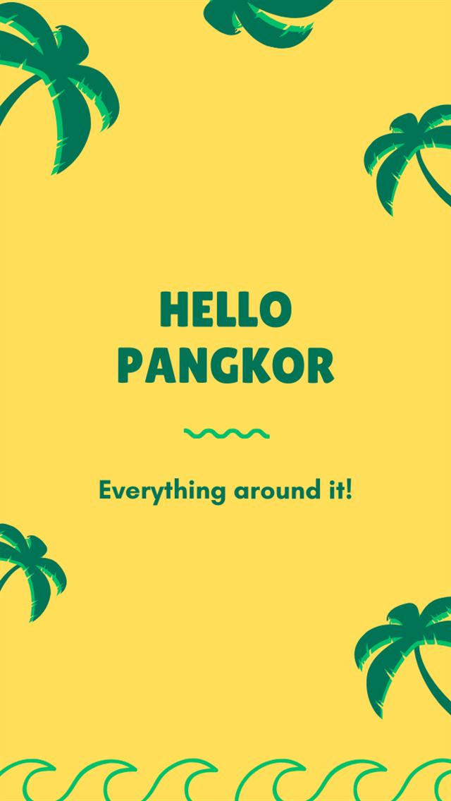 Hello Pangkor