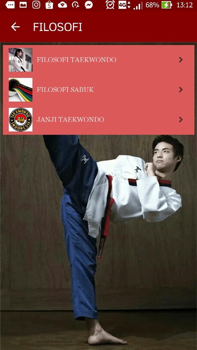 TAEKWONDO GUIDE ID