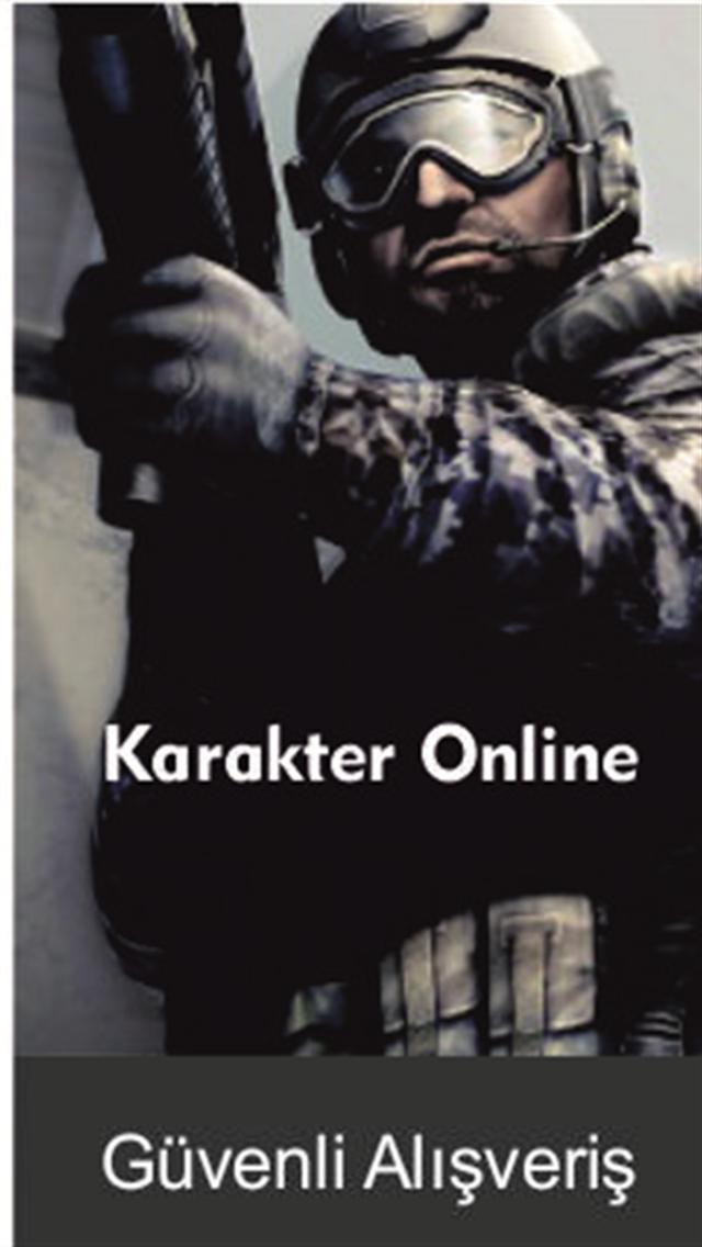 Online Karakter