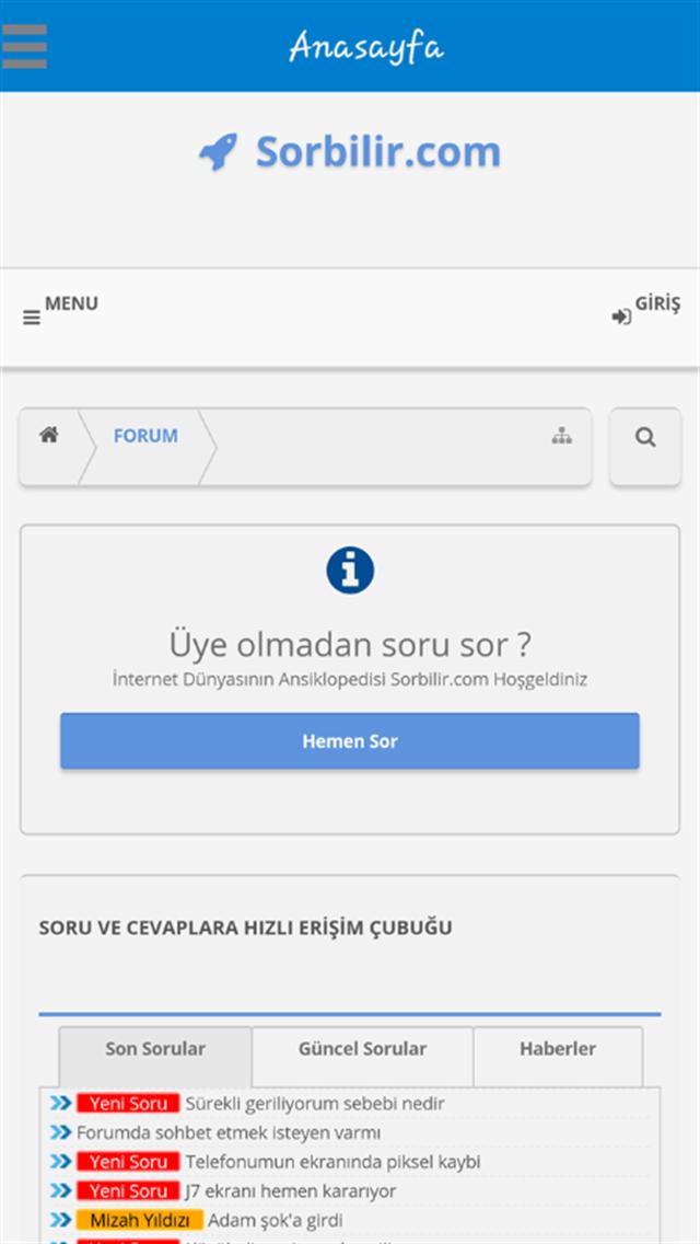 Sorbilir.com