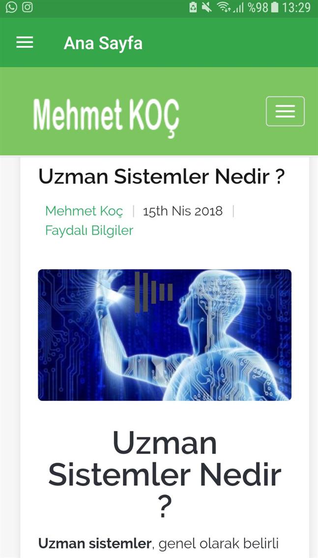 Mehmet Koç