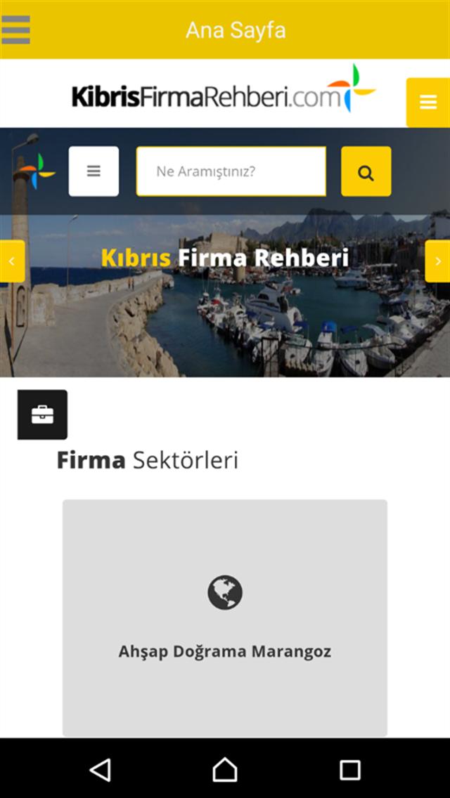 Kıbrıs Firma Rehberi
