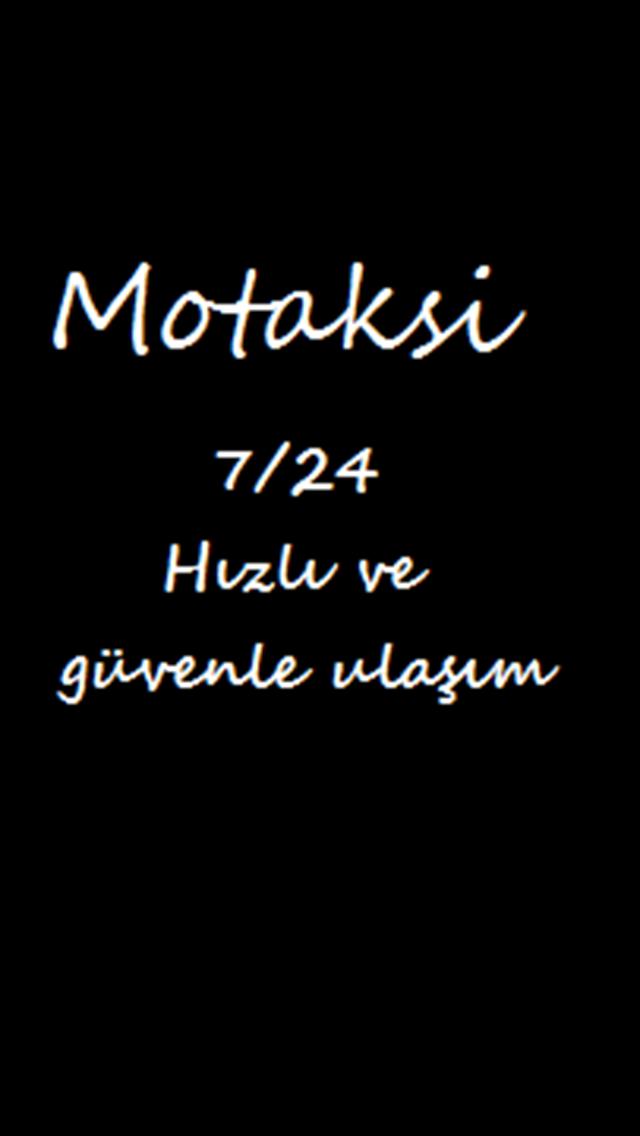 Motaksi