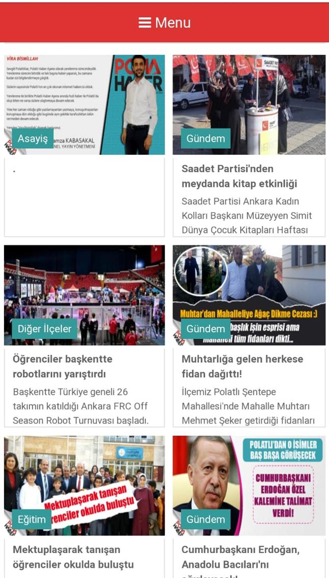 Polatlı Haber Ajansı