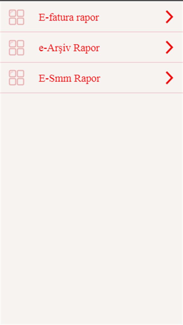 e-fatura mobil