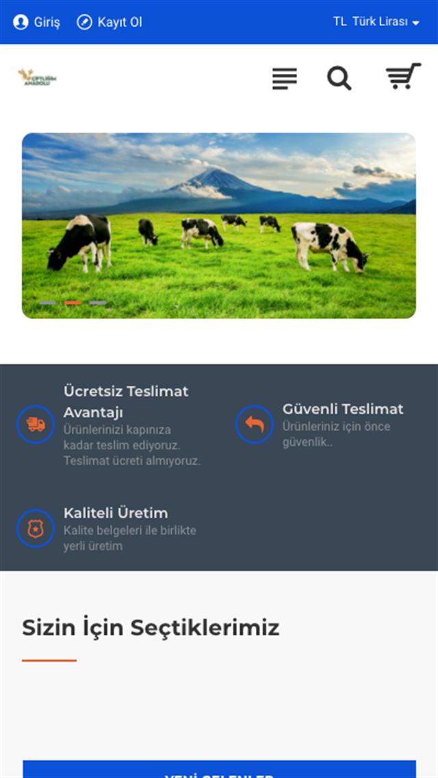 Çiftliğim Anadolu