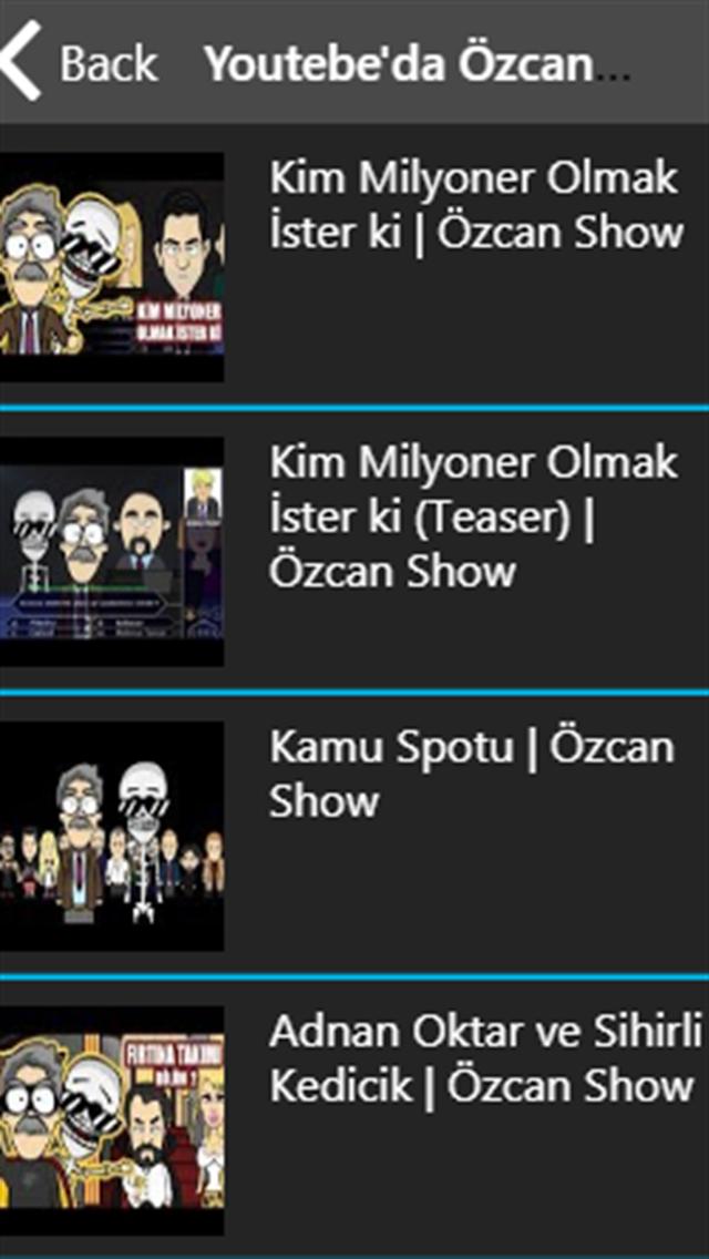 Özcan Show