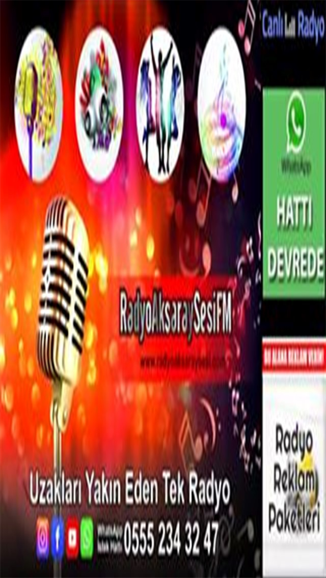 RADYO AKSARAYSESİFM