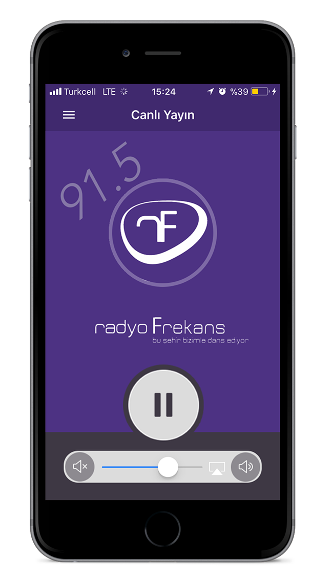 Radyo Frekans