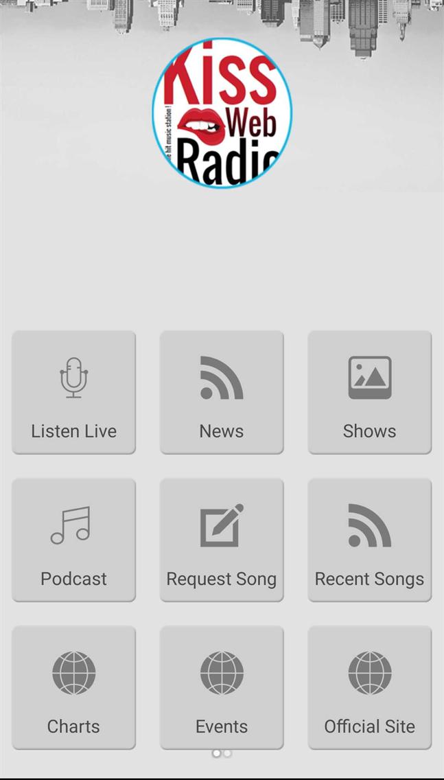 KISS WEB RADIO