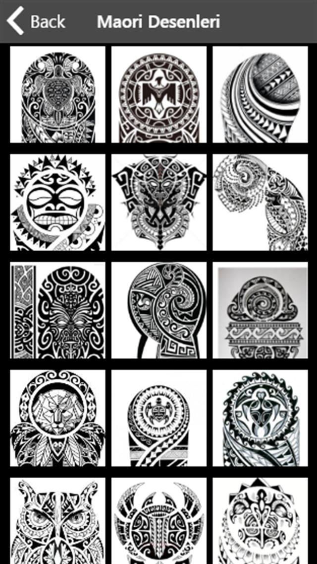 Klinik Tattoo Dövme Modelleri